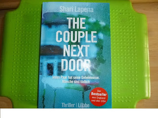 Buch The couple next door von Shari Lapena