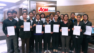 Aon Hewitt Job Opportunity for Freshers:2014 / 2015 / 2016 Batch