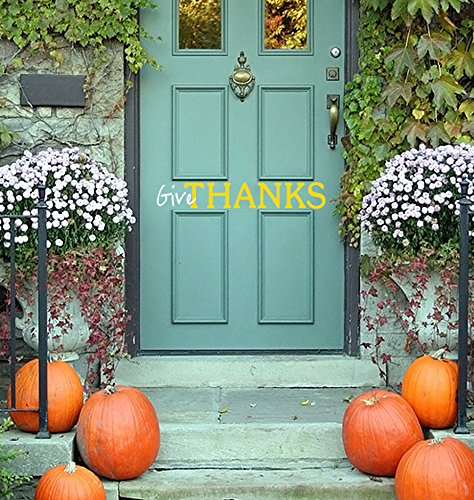 Front Porch:  How to Decorate for Fall on a Budget from Walking on Sunshine Recipes.