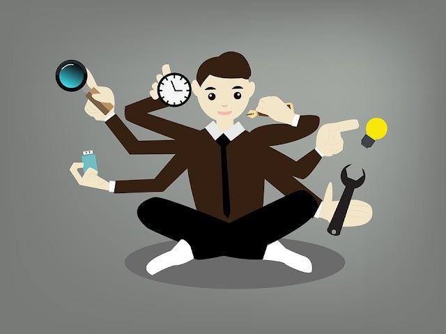 Multitasking Tidak Bekerja dengan Baik? Gunakan Cara Ini