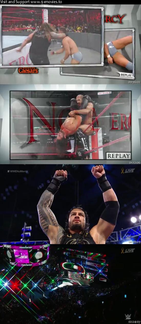 WWE No Mercy 2017 PPV WEBRip 480p