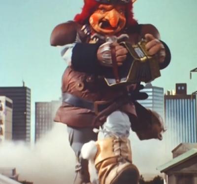 Gnarly Gnome Dora Goblin Zyuranger