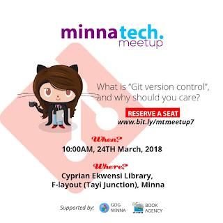 Minna Tech. Meetup 7.0