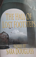 Book Covers - The Hall of Lost Footsteps by Sara Douglass