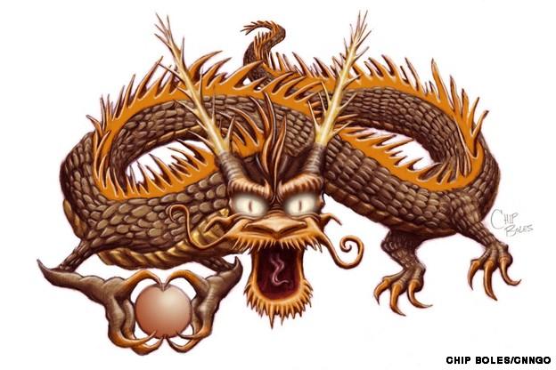 Korean Dragons Mythology: Informasi Dikongsi Bersama: Tokyo's Top 10