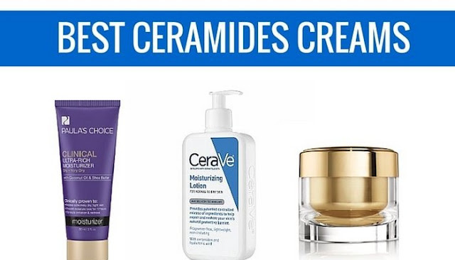 skin care products containing ceramides