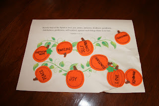 A Pumpkin Prayer Review Tommy Nelson Books toddler homeschool