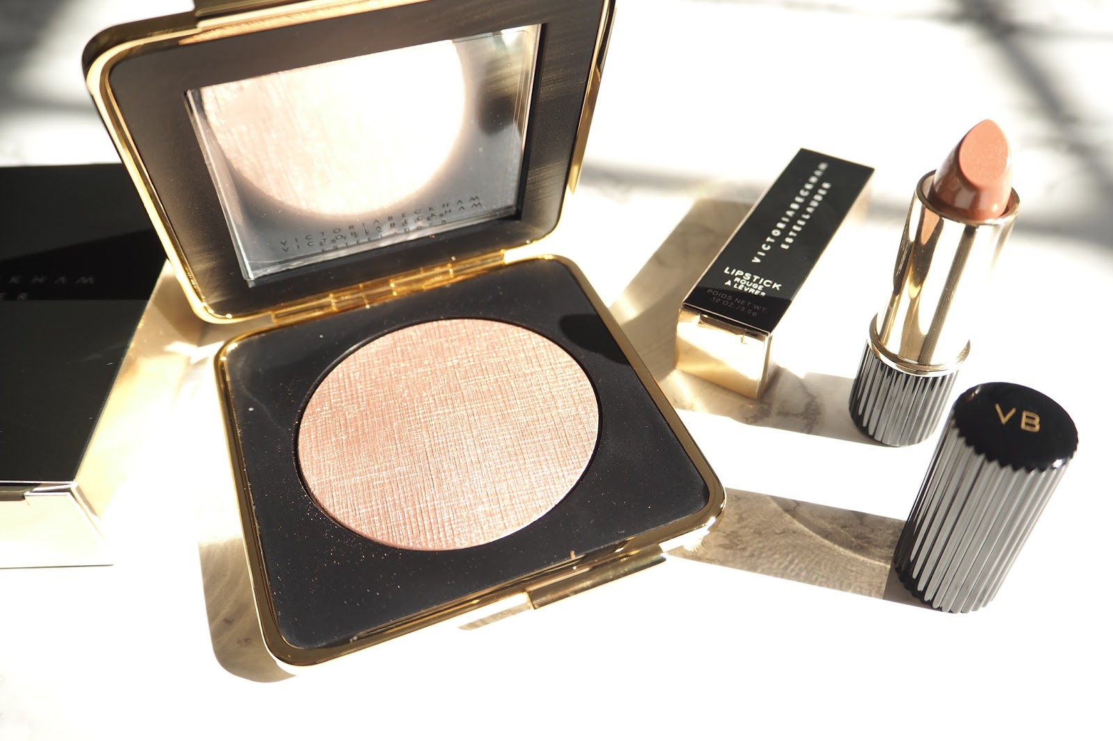Victoria Beckham X Estee Lauder Makeup