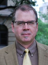 Formal picture of Dr. Timothy Elliott