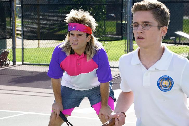 The Goldbergs - Episode 4.13 - Agassi - Promotional Photos & Press Release