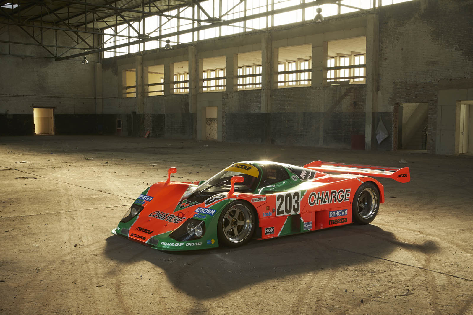 buy this mazda 767b and pretend you 39 ve won le mans w video. Black Bedroom Furniture Sets. Home Design Ideas