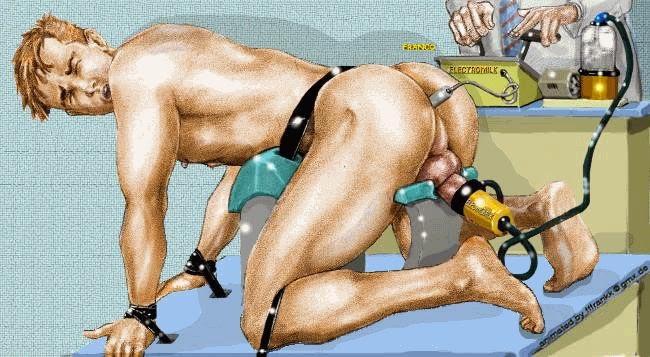 Gay milking stories