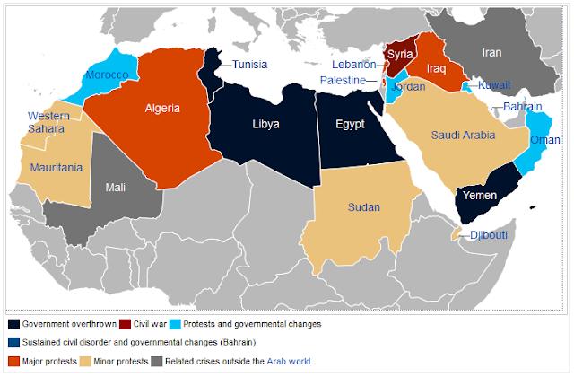 Mùa xuân Ả Rập