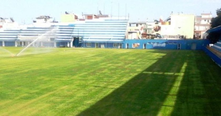 Αλλάζει όψη το γήπεδο «Παντελής Μαγουλάς» στη Νέα Ιωνία Βόλου