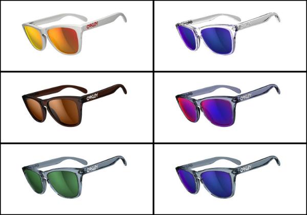 Gafas Oakley Espejo Azul
