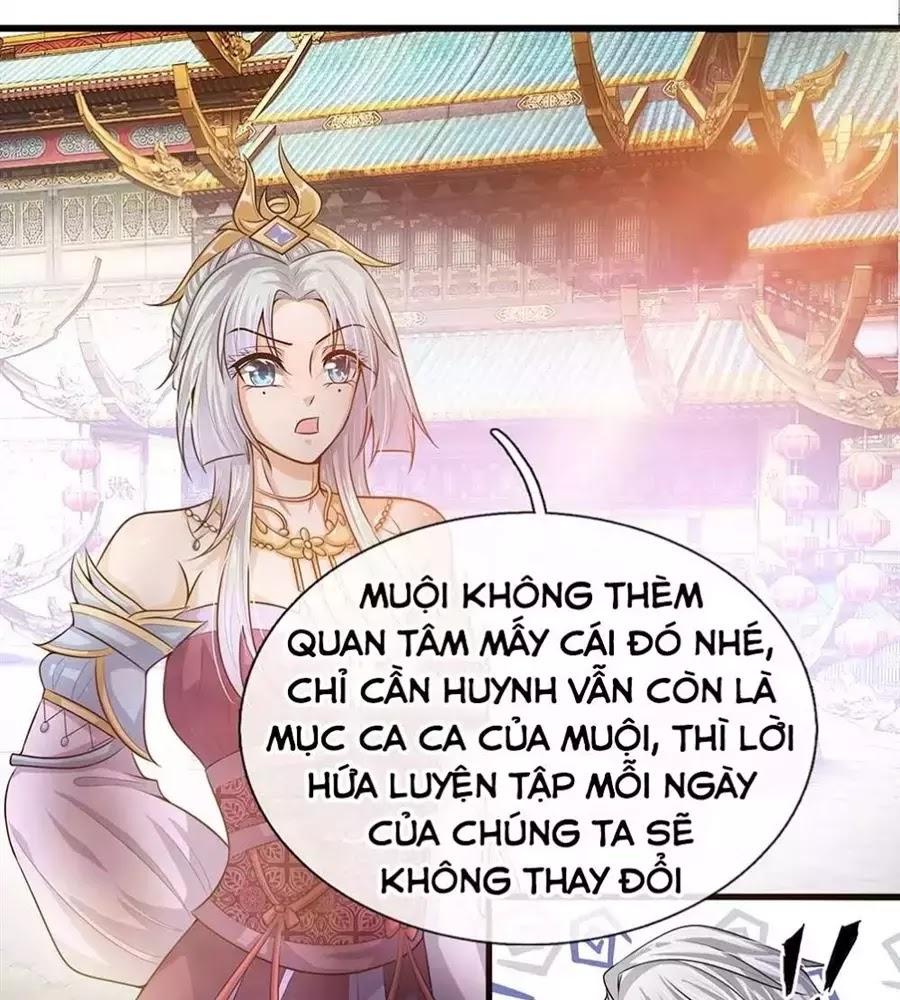 Tu La Kiếm Tôn chap 3 - Trang 20