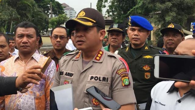 50 Personel Polisi Amankan Rumah Ma'ruf Amin