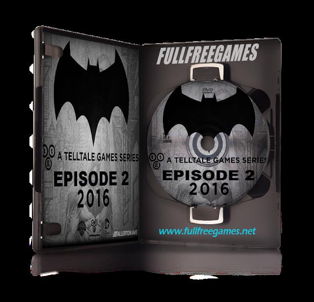 batman telltale episode 2 release date