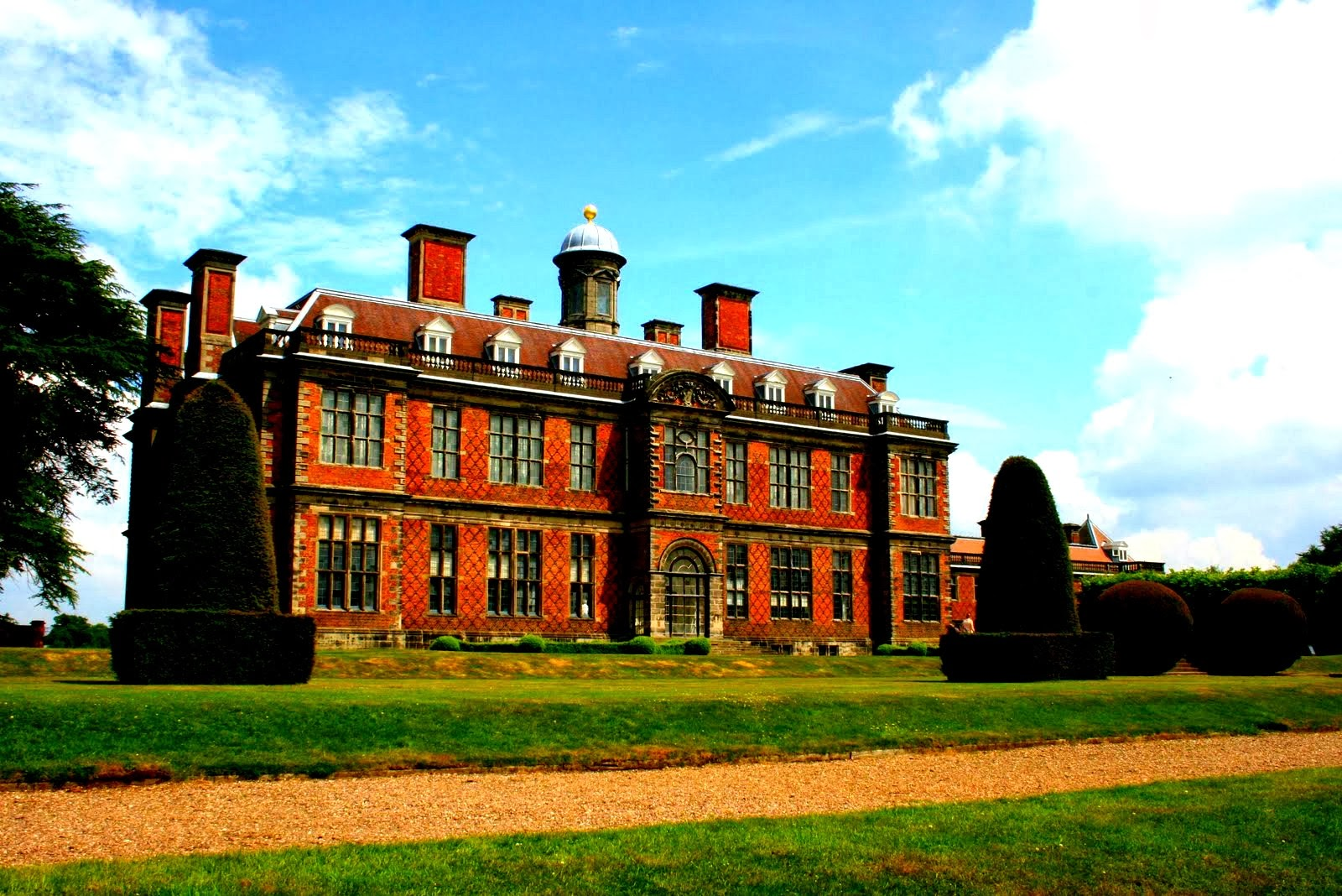 Loveisspeed Sudbury Hall Is A Country House In