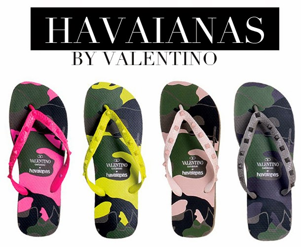 5ce8ff7a516e Want it Wednesday  Havaianas  Mara Hoffman and Valentino Luxe Flip Flops  Collection