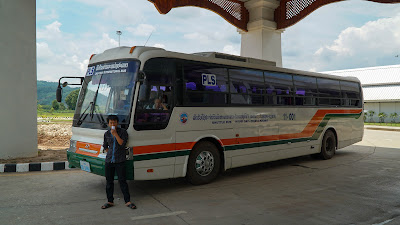 How to get to Laos from Chiang Rai, using the DIY method