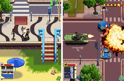 Gangstar Rio City Java android