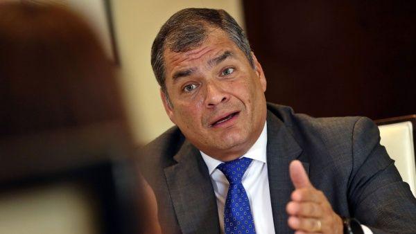 Defensa de Correa denuncia en la ONU parcialidad de Justicia ecuatoriana