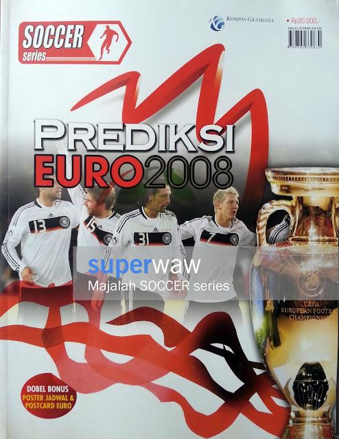 Majalah SOCCER EURO 2008