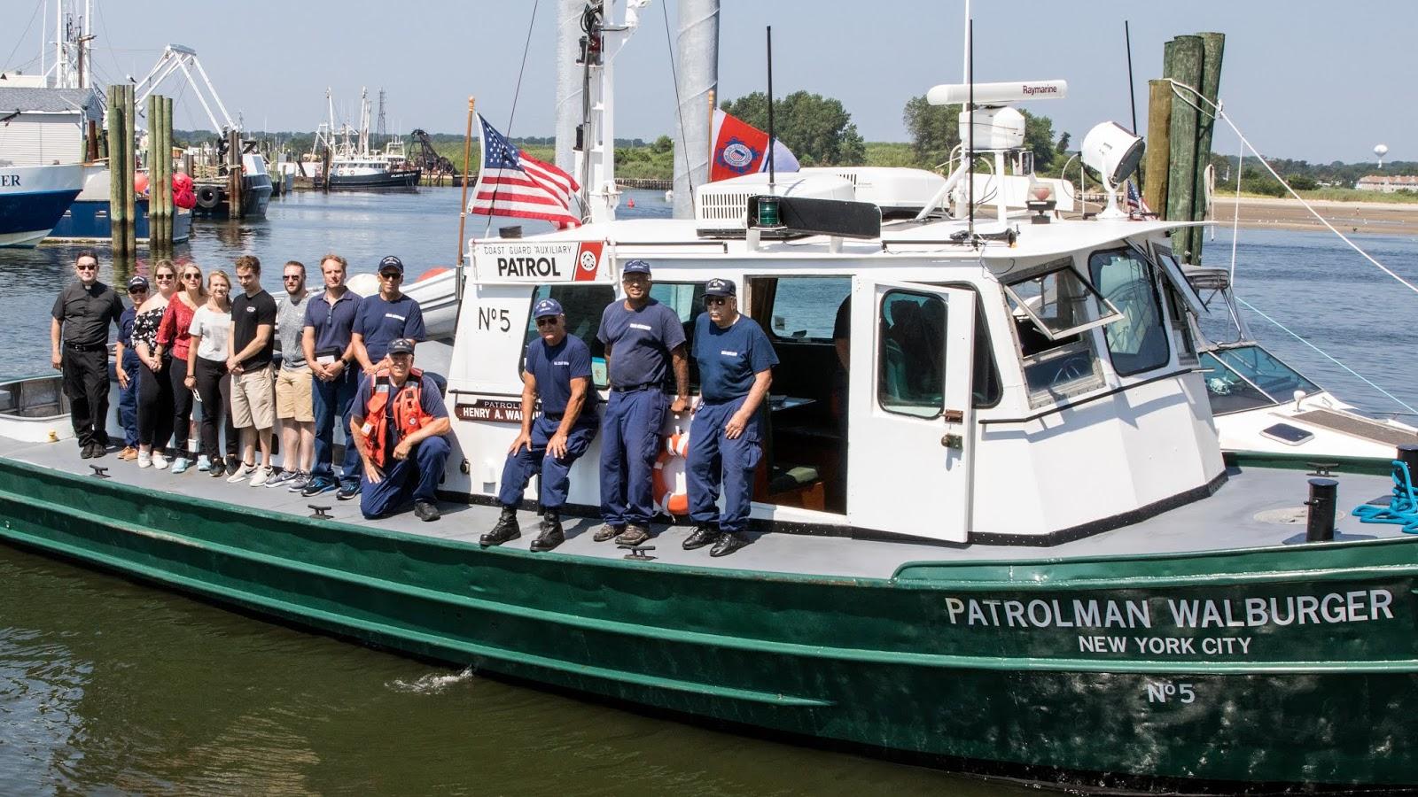 U S  Coast Guard Auxiliary Flotilla 16-07, D5NR: ARCHIVE 2018