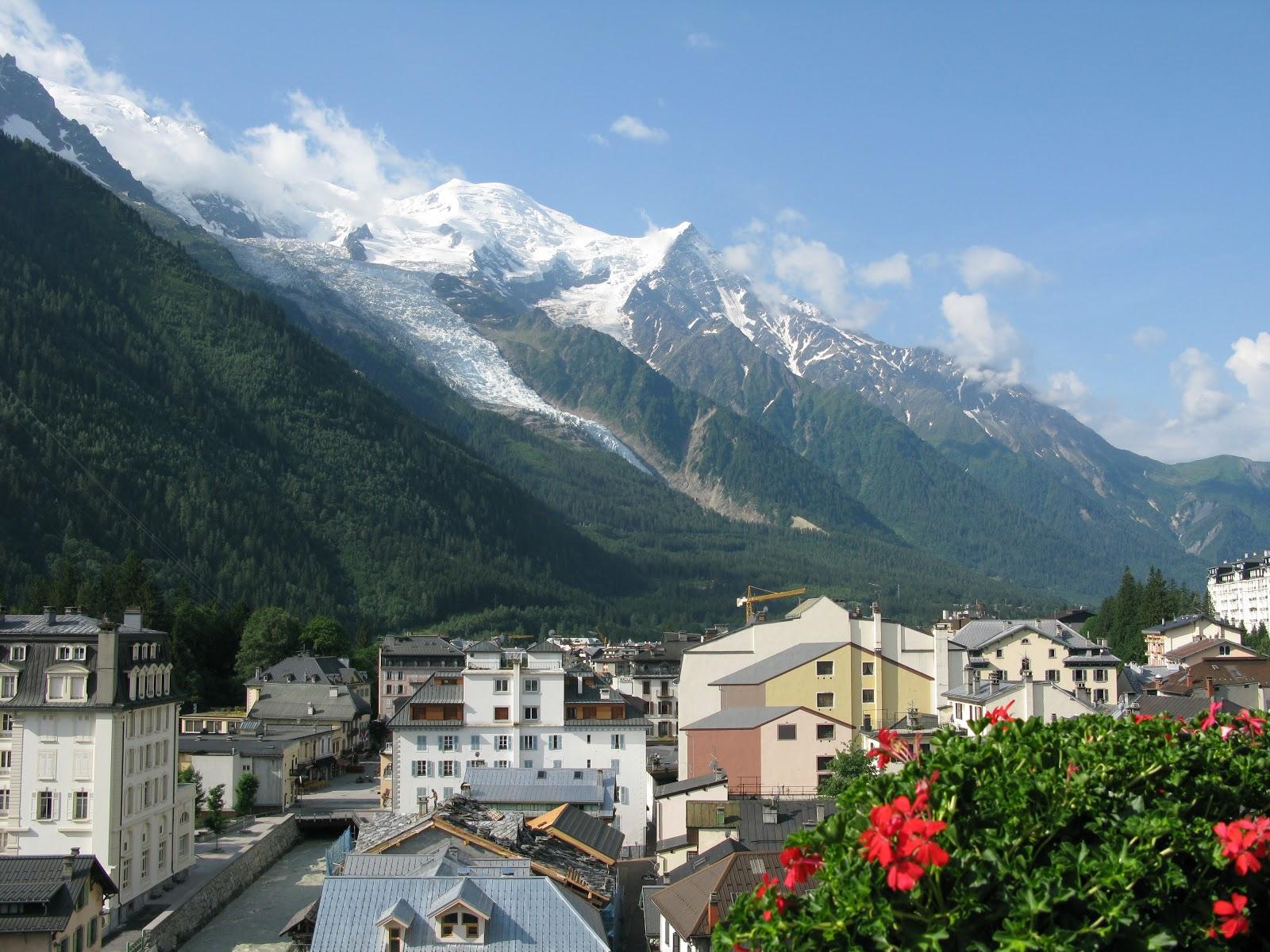 TOP WORLD TRAVEL DESTINATIONS: Chamonix, France