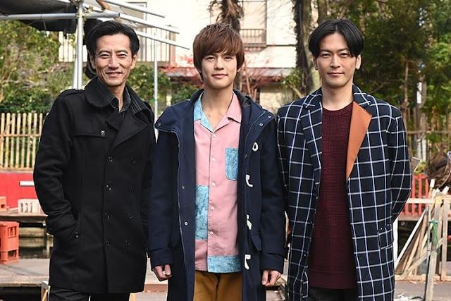 Kamen Rider Zi-O: Shinji Kido & Daisuke Okube Returns!
