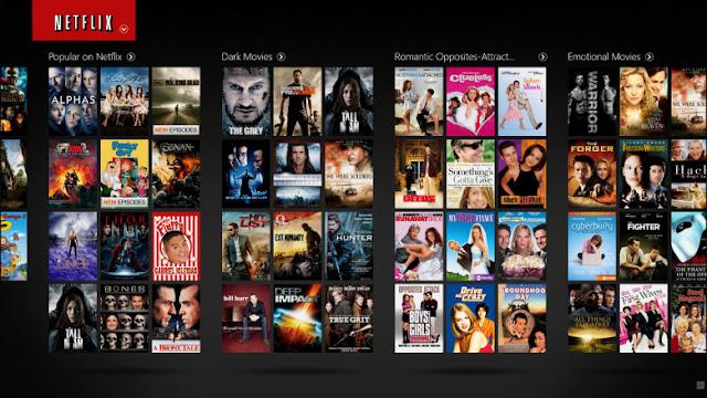 كيفية مشاهدة محتوى امريكا و كندا على الموقع NETFLIX بجودة HD