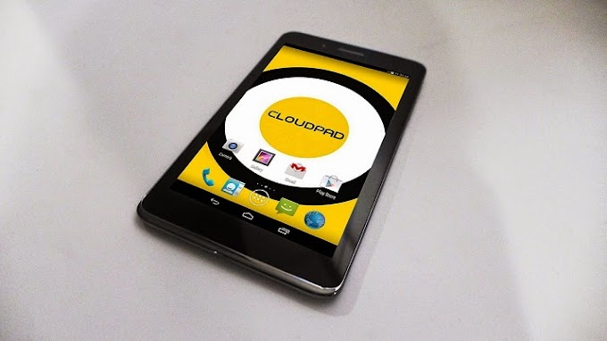 CloudFone CloudPad 700FHD announced, priced at P8,999