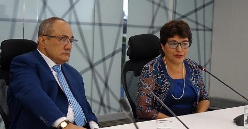 MINEDU: Ministro Vexler y titular de la SUNEDU se reúnen con rectores de universidades públicas y privadas - www.minedu.gob.pe