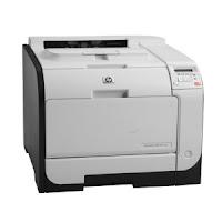 HP Laserjet Pro 300 Color MFP M375nw Driver