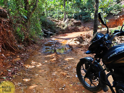 Motorcycle Riding in Kudremukh National Park