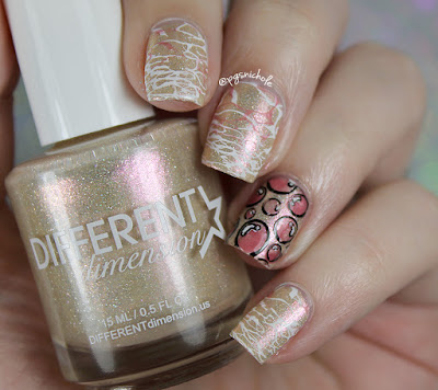 Different Dimension Oh Shell No! Double Stamping