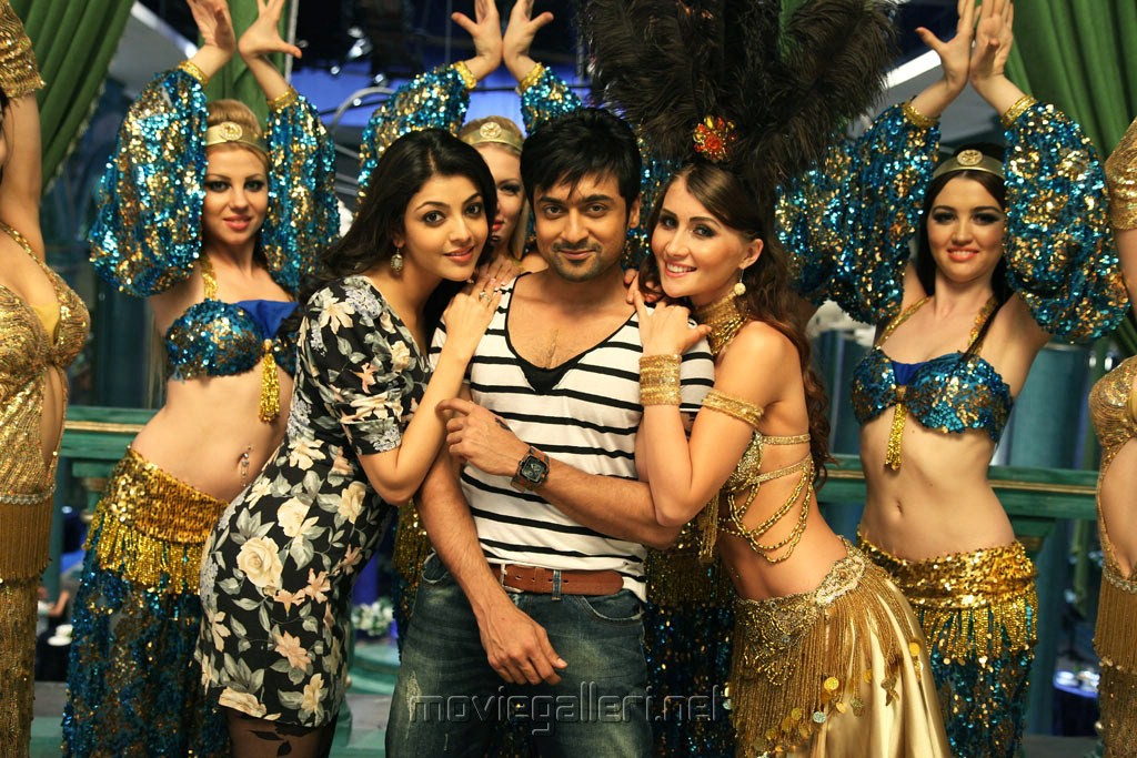 Surya   s role in Maat...