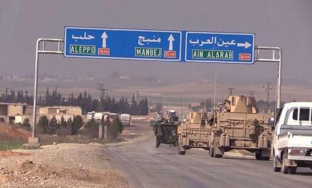 قيادي كردي نحن جزء من سورية ولا مفر من التوصل إلى حل مع دمشق