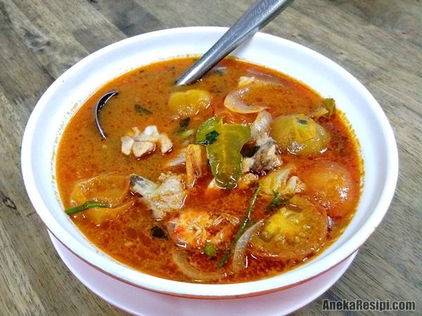 tomyam campur asli Thai sedap