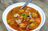 Resepi Tomyam Campur Thai