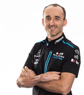 Robert Kubica Williams Formula 1