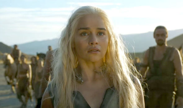 Daenerys en la sexta temporada de 'Juego de Tronos'