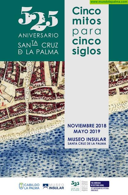 Las 'VIII Jornadas de Historia Naval' versarán sobre la trayectoria histórica de Santa Cruz de La Palma en los últimos cinco siglos