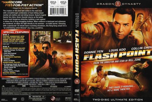 FlashPoint Torrent - BluRay Rip 720p Dublado (2007)