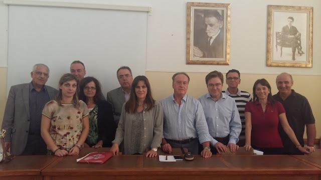 Σύσκεψη στην Περιφερειακή Ενότητα Κορινθίας για τον Ιό του Δ.Νείλου