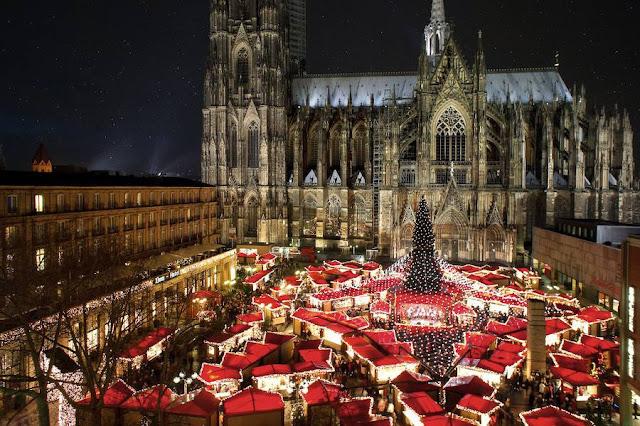 Los mejores de mercados navideños de Europa