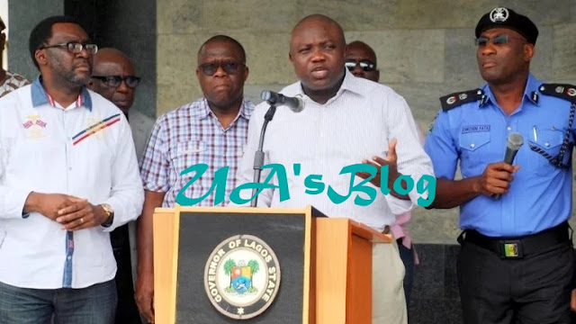 Ambode Recommends 25-Year Jail Term For Rapists, Wife Beaters