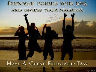 Happy Friendship day Text Messages in Marathi