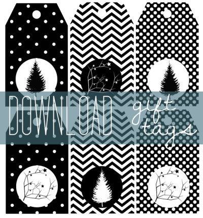 gift tags free printable titatoni blog diy food lifestyle. Black Bedroom Furniture Sets. Home Design Ideas